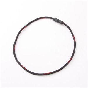 超感覚ラジウムネックレス イオナル 黒 約50cm(黒のみ約55cm有)