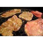 炭火焼肉亀山社中のお買い得焼肉セット