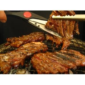 焼肉4キロセットB(華咲きハラミ&華咲きカタロース)