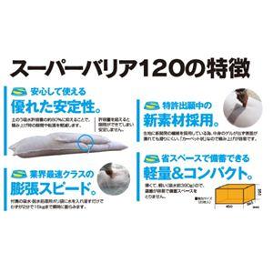 吸水性土嚢 スーパーバリア120
