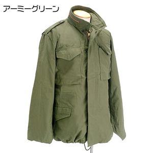 【新色追加】これが本物! アメリカ軍 M-65 フィールドジャケット made アーミーグリーン S