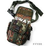 アメリカ SWAT部隊 レッグポーチ BP040NN ドイツカモ