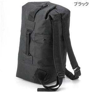 防水ダッフルバッグ BD5NN ブラック