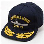 アメリカンベースボールキャップ&USSキャップ CVN-76