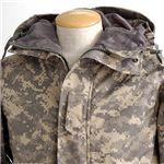アメリカ軍ECWCS-1ジャケット復刻版 MM-10411 ACUカモ S (日本サイズM)