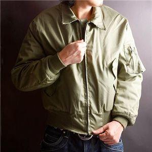 アメリカ軍放出 -10度対応メノックスジャケット オリーブ S