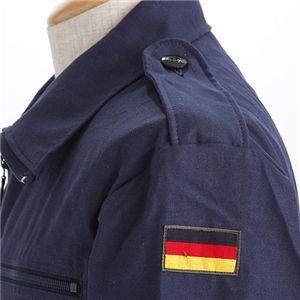 ドイツ海軍放出デッキジャケット デットストック Lサイズ