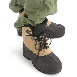 BLACK TRACK HBワーク防水ブーツ サンド 41(25cm)