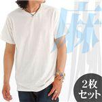 夏涼しいヘンプコットンTシャツ Mサイズ