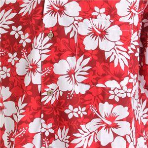 アロハシャツ  20165 レッド M