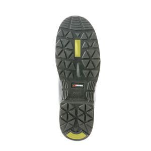 ワンタッチ先芯強度耐滑静電ブーツ 28cm