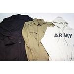 【09-10福袋】ミリタリー3点セット福袋 Mサイズ コート・ジャケット・パーカーの詳細ページへ