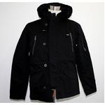 ミリタリーショートモッズジャケット ブラック Mサイズの詳細ページへ