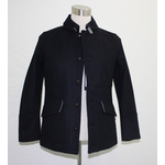 ミリタリーウールメルトンマリンジャケット ネイビー Lサイズの詳細ページへ