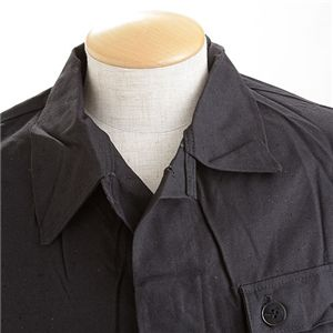 旧東ドイツ軍放出ワークジャケット2枚セット レインカモ/ブラックM