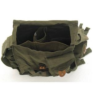 ハンガリー軍放出 ガスマスクショルダーバック デットストック