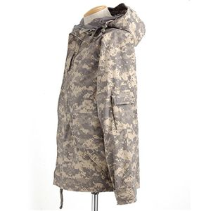 アメリカ軍ECWCS-1ジャケット復刻版 MM-10411 ACUカモ XLサイズ(日本サイズXXL)