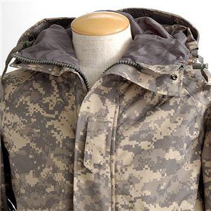 アメリカ軍ECWCS-1ジャケット復刻版 MM-10411 ACUカモ Sサイズ(日本サイズM)