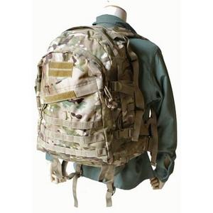 防水布使用アメリカ軍A-3モール対応リュックレプリカ マルチカモ
