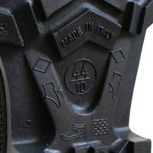 イタリア軍放出 ラバーオリーブロングブーツデットストック 45(29cm)