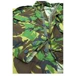 イギリス軍放出トロピカルDPM カモフラージュシャツ 中古 《L相当》