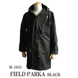 M-51モッズコート ブラック Sサイズ