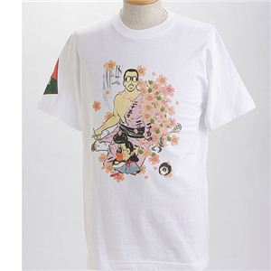 むかしむかし×マカロニほうれん荘 Tシャツ S-... むかしむかし×マカロニほうれん荘 Tシャ