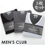 MENS CLUB グレコローマンタンクトップ 3枚セット LL