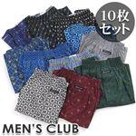 MEN'S CLUB 立体裁断 プリントトランクス L