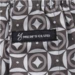 【在庫処分特価】MEN'S CLUB 立体裁断 プリントトランクス M