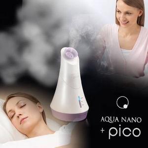 プラソニエ アクアナノ+ピコ(Hエッセンス10袋付) ミスト美顔器