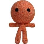 ブードゥー人形BIGサイズ オレンジ