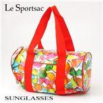 LeSportsac(レスポートサック)BEACH ボストンバッグ 2353 4822/SUNGLASSES