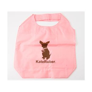 KATE RUBER(ケイトルーバー) エコバッグ KAR-ECOB Strawberry(ピンク)