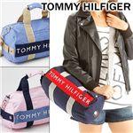 TOMMY HILFIGER(トミーヒルフィガー) ミニボストンバッグ L500079 Pink/SlateBlue