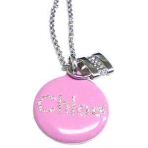 クロエ ネックレス ピンク 7HCO03-7H750 P43