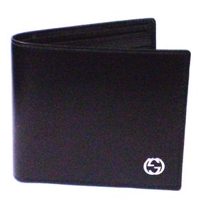 GUCCI(グッチ) 二つ折財布 ブラック 115219A490N1000