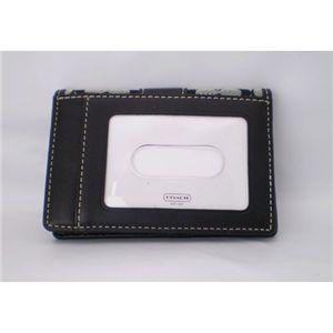 COACH(コーチ) シグネチャー カードケース F60355 SBKWT