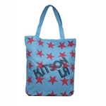 KITSON(キットソン) SUPER STAR トートバッグ 3642/LIGHT BLUE