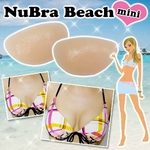 NUBRA BEACH MINI 水着専用ヌーブラビーチミニ 2010 フリーサイズ ベージュ