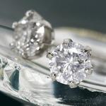 PT0.85ctアップダイヤモンドピアスの詳細ページへ