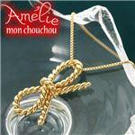 Amelie Monchouchou【リボンシリーズ】ネックレス