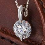 Dカラー IFクラス EXカット0.5ctダイヤモンドペンダント/ネックレス(GIA鑑定書付き)の詳細ページへ