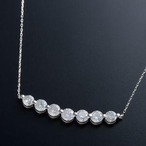 Pt900 1.5ctダイヤモンドティアラペンダント