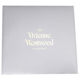 Vivienne West Wood(ヴィヴィアンウェストウッド) デザインマフラー SE0-0291 5ブラック×ライトグレー