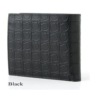 Ferragamo 財布 663555 ブラック