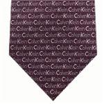 Calvin Klein (カルバンクライン) ネクタイ N-CKL-A00052 Purple系