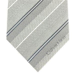 Calvin Klein (カルバンクライン) ネクタイ N-CKL-A00091 Gray系