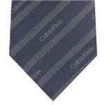 Calvin Klein (カルバンクライン) ネクタイ N-CKL-A00098 Blue系