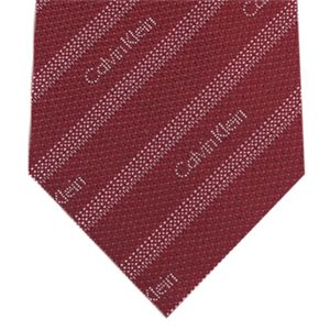 Calvin Klein (カルバンクライン) ネクタイ N-CKL-A00099 Red系